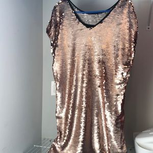 Eloquii Sequin Dress, NWT. Sz 18/20